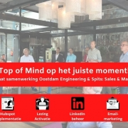 Referentie Oostdam engineering Spits Sales